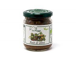 Pate\' di olive